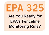 EPA Method 325 Fenceline Monitoring Rule