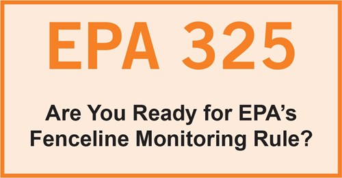 EPA 325 - Fenceline Monitoring